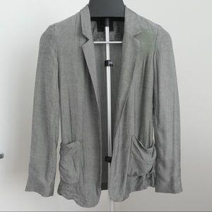 Aritzia Talula Grey Blazer - 0
